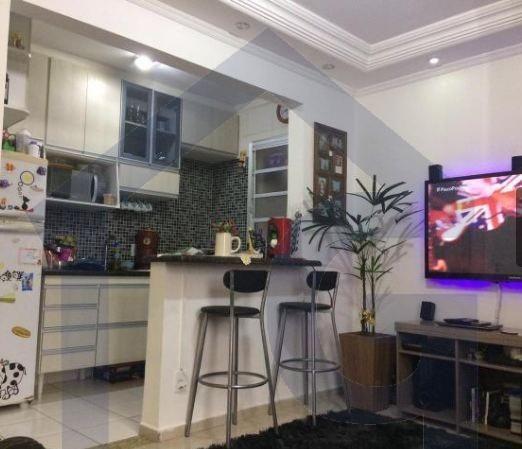 Apartamento à venda com 2 dormitórios em Planalto, São bernardo do campo cod:3904