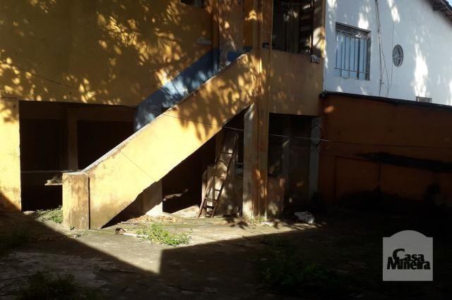 Casa à venda com 5 dormitórios em Caiçaras, Belo horizonte cod:247733