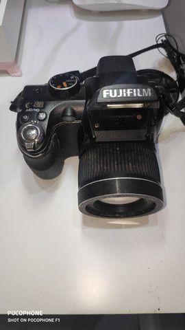Câmera Semi Profissional Fujifilm Fine Pix S400  - Foto 2