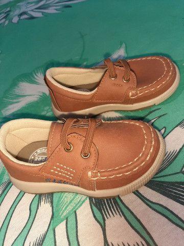 Sandálias masculina de criança  - Foto 3