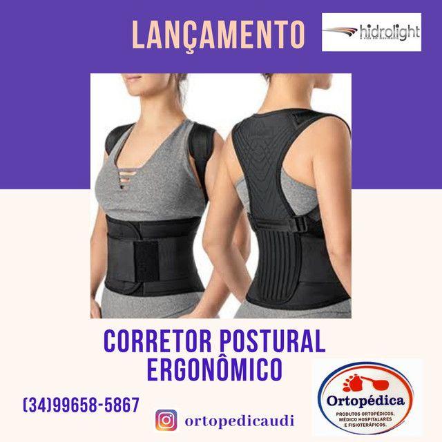 Corretor postural ergonômico - Foto 3