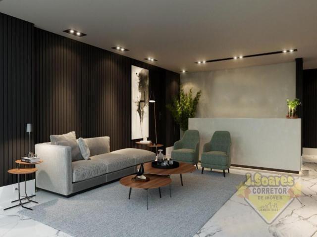 Apartamento 2 Quartos para Venda em João Pessoa, Aeroclube, 2 dormitórios, 1 suíte, 2 banh - Foto 5