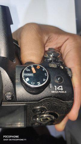 Câmera Semi Profissional Fujifilm Fine Pix S400  - Foto 4