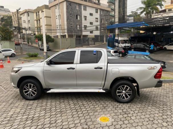 Toyota Hilux Cabine Dupla Hilux 2.8 TDI STD CD 4x4 - Foto 8