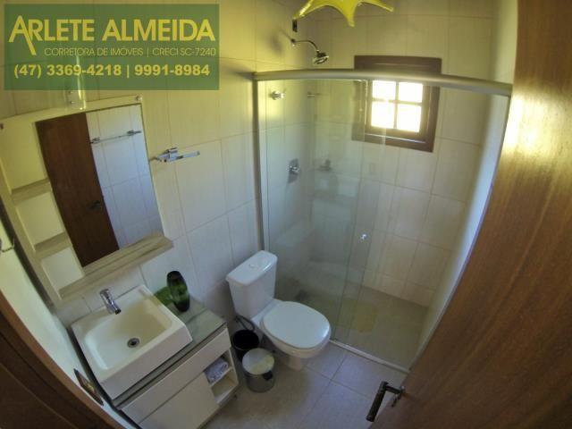 Casa para alugar com 2 dormitórios em Araca, Porto belo cod:213 - Foto 13