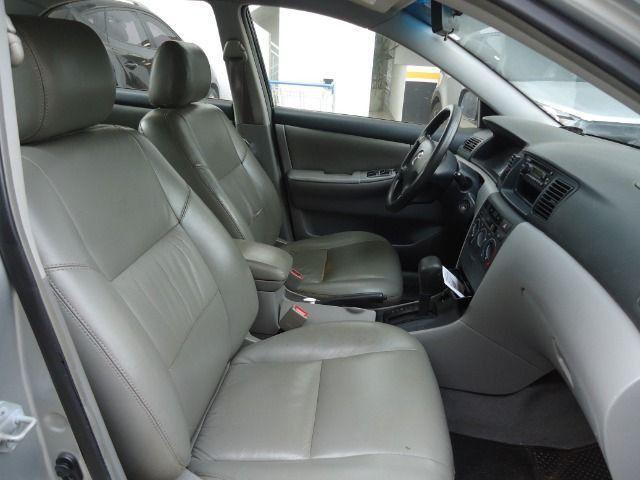 Corolla XLI 1.6 Automático 2008 - Foto 7