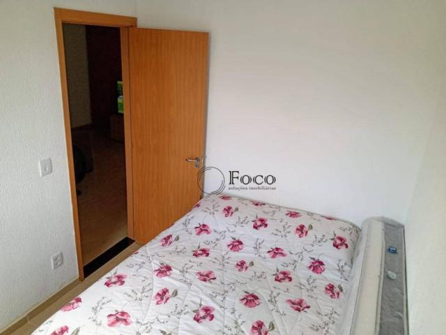 Apartamento com 2 dormitórios para alugar, 45 m² por R$ 650/mês - Água Chata - Guarulhos/S - Foto 7