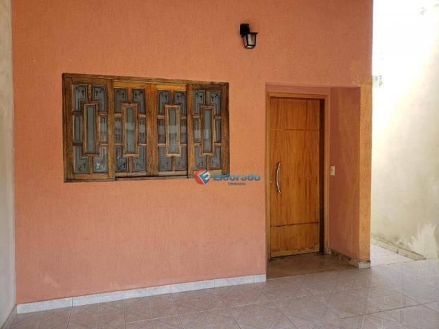 Casa com 2 dormitórios para alugar, 90 m² por R$ 1.200/mês - Parque Gabriel - Hortolândia/ - Foto 14