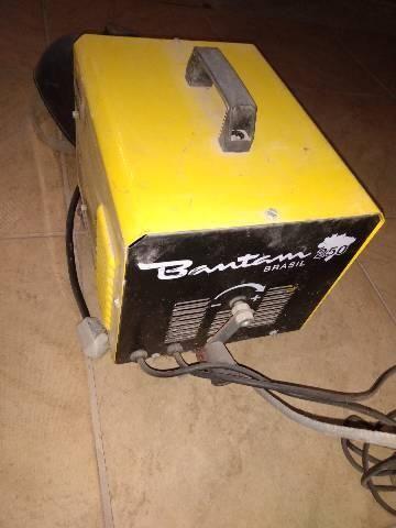 Vendo máquina de solda bantam 250 amperes - Foto 3
