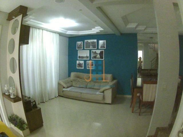 Sobrado em condomínio três quartos sendo uma suíte no Pinheirinho - Foto 2
