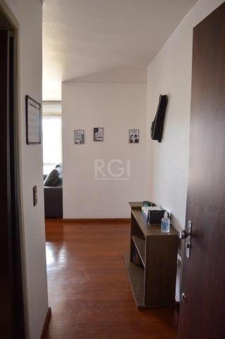 Apartamento à venda com 2 dormitórios em Nonoai, Porto alegre cod:LU428798 - Foto 8