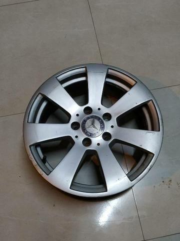 Rodas Mercedez bens C200 - Foto 3