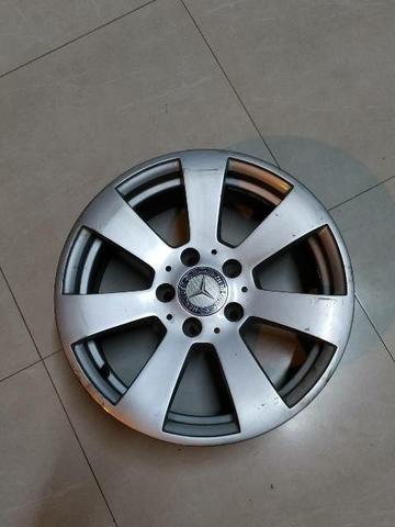 Rodas Mercedez bens C200 - Foto 4