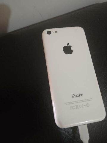 iPhone 5 c Branco  - Foto 2