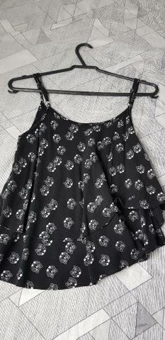 Blusa ciganinha (p) - Foto 2