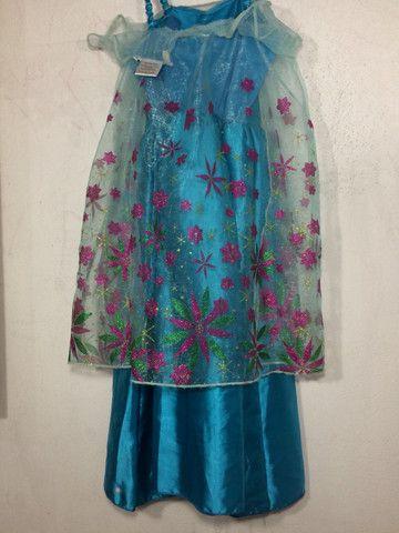 Vestido da Elsa - Foto 2