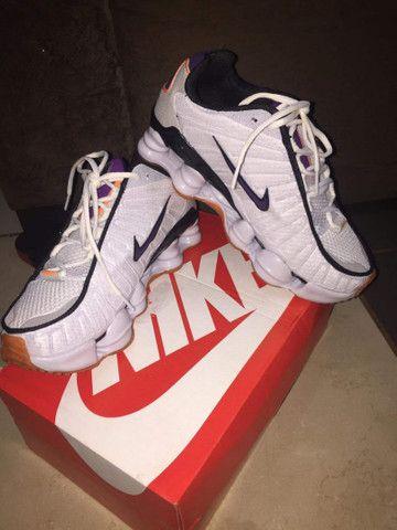 Nike 12 molas sem uso zero  - Foto 3