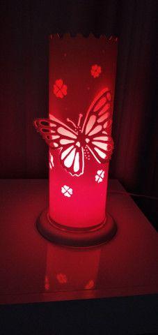 Luminaria personalizadas.abajur - Foto 2