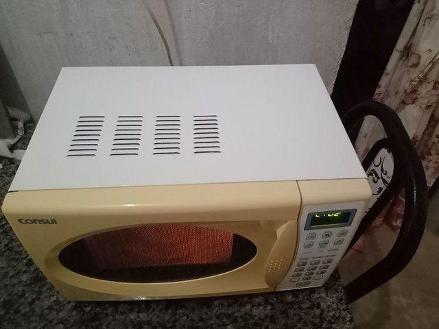 Micro-ondas Consul / 200 reais  - Foto 2