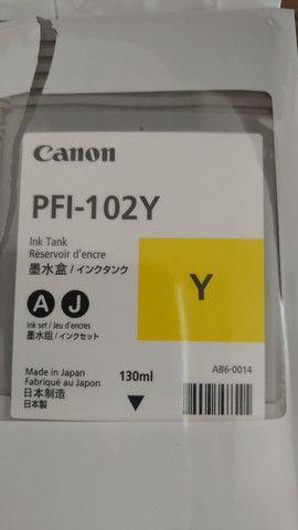 Cartucho PFI-102Y - Foto 2