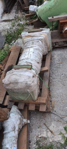 Cilindros hidráulicos novos!!apenas R$7,00 por kg - Foto 4