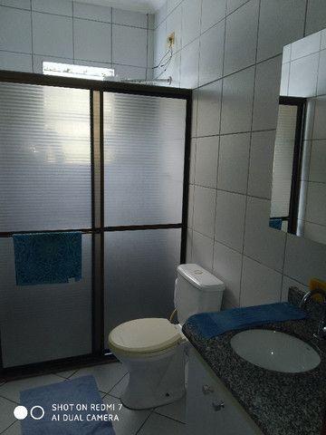 Sobrado centro de São Vicente 03 dormitórios Ac. troca por apartamento na Praia - Foto 15