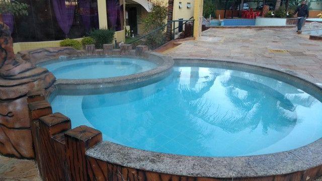 Alugo apto de 1 e de 2 quartos no centro de Caldas Novas - com parque aquatico - Foto 9