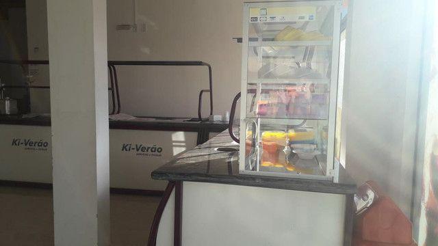 Buffet de sorveteria e mesas  - Foto 4