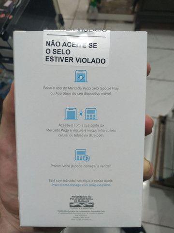 Máquina de Cartão Point Blue Crédito e Débito - Foto 3