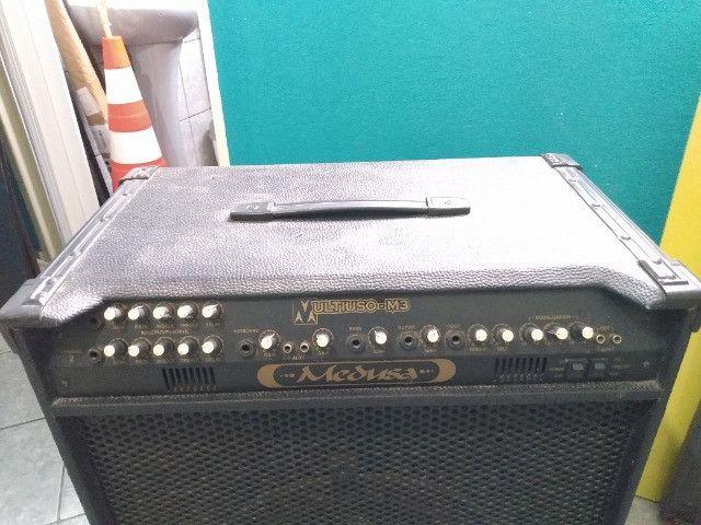 Caixa Amplificadora Meteoro