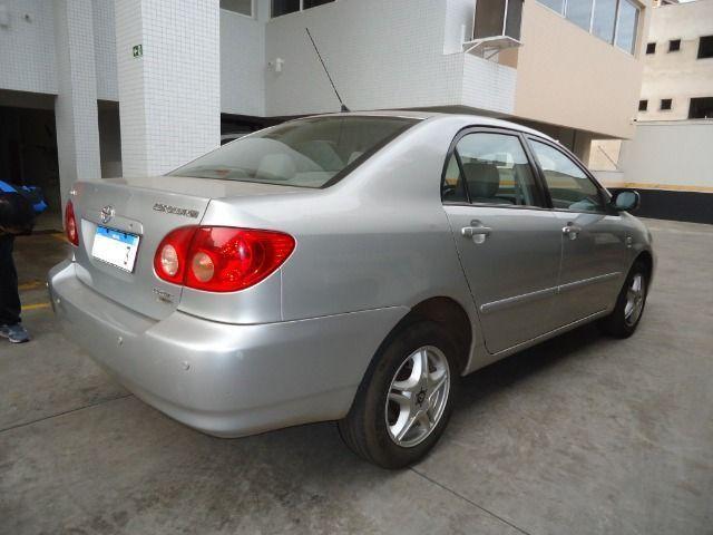 Corolla XLI 1.6 Automático 2008 - Foto 4