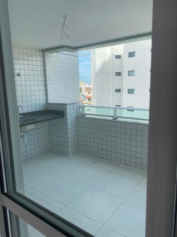 Apartamento alto padrão de 126m2 no Bessa prox a praia - Foto 13