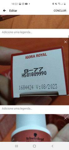 TINTA IGORA 8.77 - Foto 2