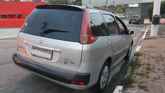 Peugeot 207 SW Automático 2010 (IPVA 2021 pago) em perfeito estado - Foto 6