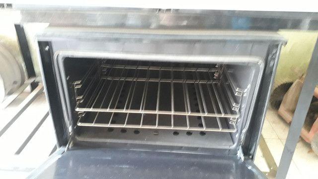 Vendo fogão Clarice industrial  - Foto 2