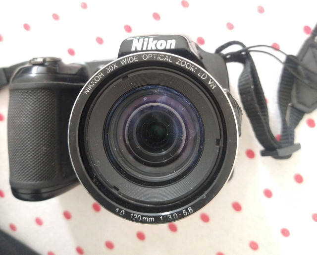NIKON L810 USADA - Foto 2