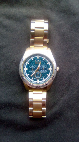 Relógio de pulso Dumont, usado - Foto 2