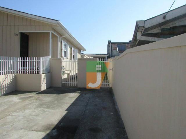 Casa com 1 dormitório para alugar, 50 m² por R$ 890,00/mês - Uberaba - Curitiba/PR - Foto 12