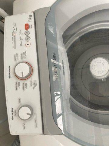 Máquina de lavar roupa Brastemp active 11 kg - Foto 2