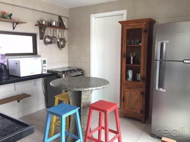 Apartamento à venda com 4 dormitórios em Porto das dunas, Aquiraz cod:RL613 - Foto 20