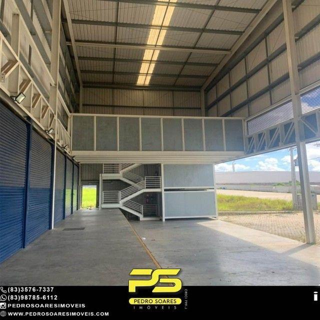 Galpão para alugar, 1439 m² por R$ 20.000/mês - Conde - Conde/PB - Foto 2