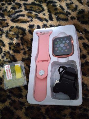 Smartwatch X8 Novo na Caixa (Promoção!) - Foto 5