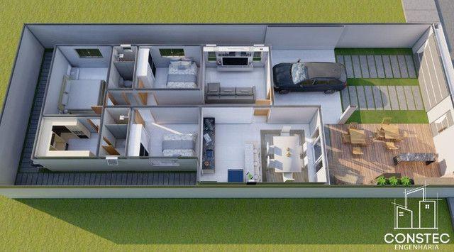 Vende-se Casas de 03 Quartos - Foto 7