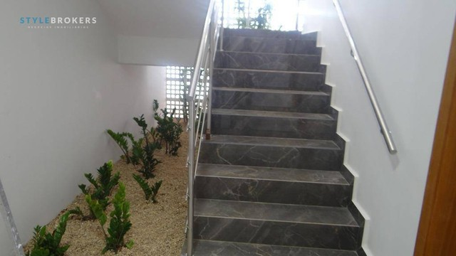 Kitnet com 1 dormitório para alugar, 36 m² por R$ 1.000,00/mês - Cristo Rei - Várzea Grand - Foto 6