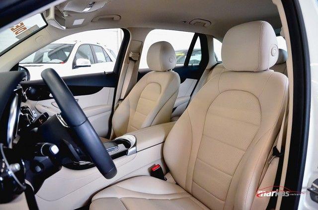 Mercedes GLC 220d GLC220D TD 4M OFF ROAD 194HP INTERIOR BEGE 20 MIL KM U DONO 4P - Foto 12