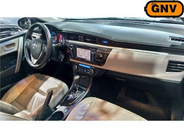 Toyota Corolla 2016 2.0 xei 16v flex 4p automático - Foto 8
