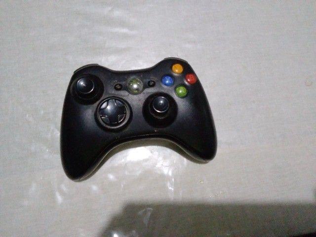 Xbox 360 usado, Kinect, 2 Controles e Jogo extra - Foto 5
