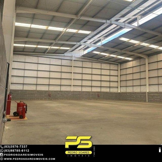Galpão para alugar, 1439 m² por R$ 20.000/mês - Conde - Conde/PB - Foto 4