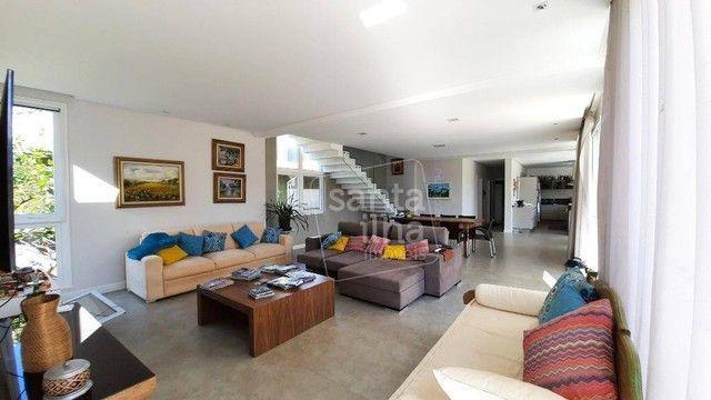 Casa com 5 dormitórios à venda, 521 m² - Lagoa da Conceição - Florianópolis/SC - Foto 8