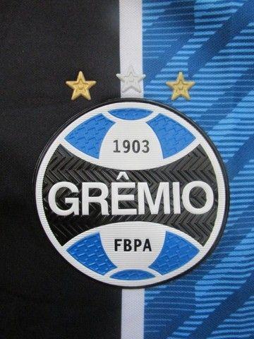 Camisa Grêmio 20/21 - Foto 4